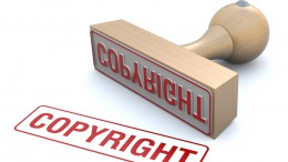 Copyright-rubber-stamp